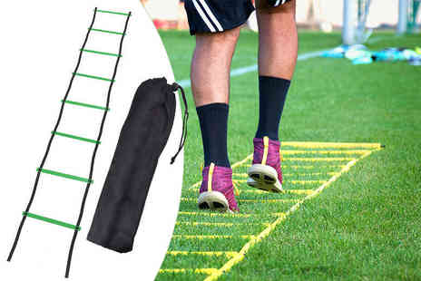 ViVo Technologies - Four metre fitness and agility ladder - Save 75%