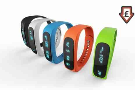 Groupon Goods Global GmbH - Apachie Bluetooth Sports Activity Tracker - Save 83%