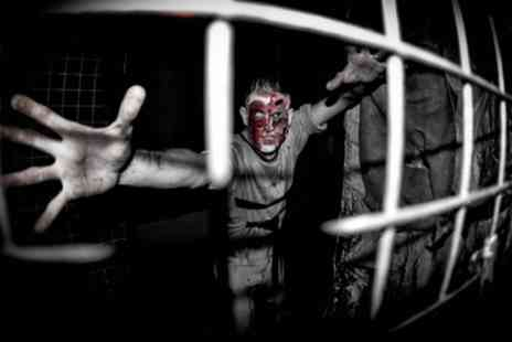 Walsall Scare Maze - The Groundsman Experience on 6 to 21 October - Save 54%