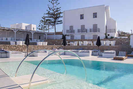 Madoupa Boutique Hotel - Three Star Adults Only Boutique Near Mykonos Town Stay For Two - Save 49%