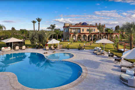 Palais Amador - Relaxing Boutique Stay For Two near the Red City - Save 61%