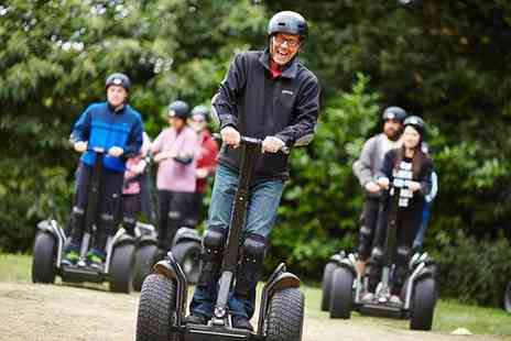 Buyagift - 60 minute Segway experience for two - Save 0%