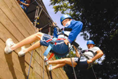 PGL Adventure Holidays - £50 for a £300 voucher to spend towards a seven night kids UK Multi Activity adventure break - Save 83%