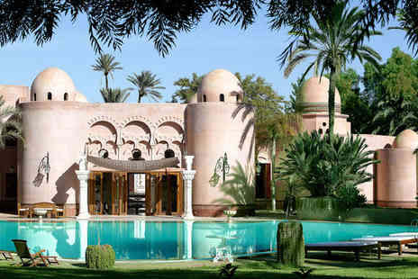 Palais Mehdi - Five Star Sumptuous Suite Stay For Two in a Palace Sanctuary - Save 45%