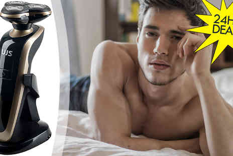 Brand Logic - Mens UJS 220 Electric Cordless Shaver - Save 82%