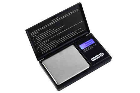 Black Sheep - Mini Digital Jewellery Scale - Save 67%