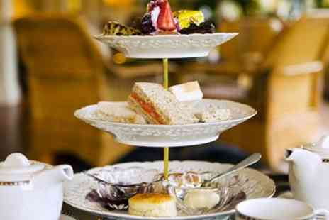 Crabwall Manor Hotel - Afternoon tea & bubbly, with spa facilities & treatments - Save 53%