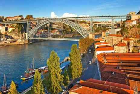 Broadway Travel - Luxury Porto getaway with city tour - Save 0%