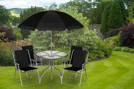 Sashtime - Six piece garden furniture set - Save 65%