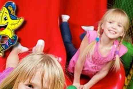 Anchors Away Play - Two Childrens Indoor Play Passes With Drink Each - Save 58%