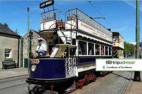 National Tramway Museum - Adult ticket to the National Tramway Museum - Save 27%