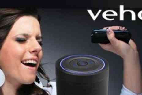 Veho - Two M4 Bluetooth Wireless Speaker - Save 54%