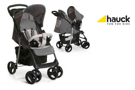Precious Little One - Hauck Shopper SLX Shop n Drive Travel System choose from two colour combinations - Save 45%