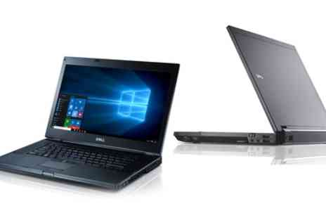Computer Remarketing Services - Refurbished Dell Latitude E6410 14.1 Inch Laptop With Free Delivery - Save 0%