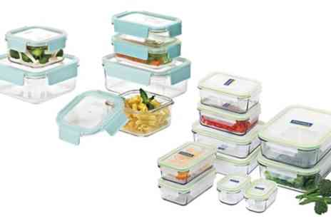 Groupon Goods Global GmbH - Glasslock Food Storage Set - Save 30%