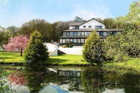 Damson Dene Hotel - Two night Lake District stay with meals & cruise - Save 0%