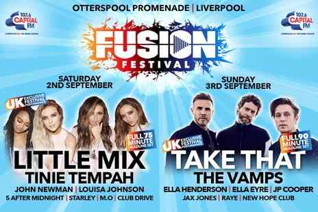 Fusion Festival - Say ticket to Fusion Festival on Saturday 2nd or Sunday 3rd September - Save 32%