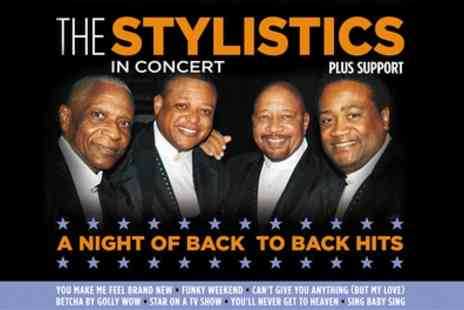 OEP Live - The Stylistics and Support Live on 20 November in Nottingham and on 22 November in Norwich - Save 0%