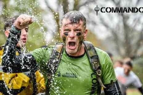 Commando Series - Obstacle Course & Endurance Challenge on 11 To 12 November - Save 27%