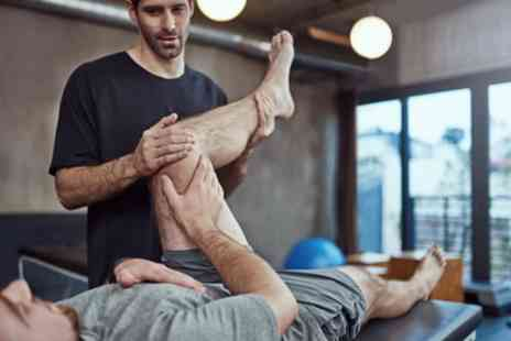 The Flying Physios - One Session of One Hour Sports Massage - Save 58%