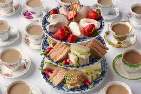 The East Kent - Vintage Afternoon Tea for Two or Four - Save 50%
