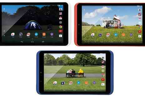Groupon Goods Global GmbH - Hudl 2 8.3  Android 4.4 Full HD Tablet Wi-Fi 16GB Storage With Free Delivery - Save 0%