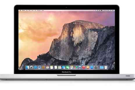 We Sell Mac - Refurbished Apple MacBook Pro 13 Inch Core i5 2.5Ghz 4 to 8GB RAM 500GB HDD - Save 0%