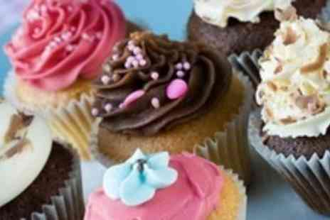 The Textile Workshop - Two Hour Cupcake or Cake Pop Decorating Class - Save 66%
