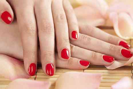 Donnas Nail Art - Choice of Luxury Manicure or Pedicure - Save 44%