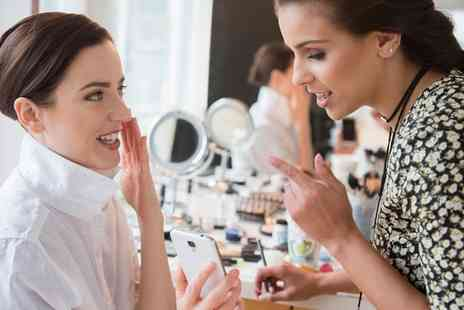 Cindy Mackenzie Beauty Academy - Three Hour Introductory or Advanced Make Up Course - Save 0%