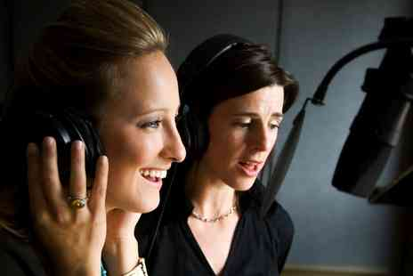 BAC - Voice Over Artist Online Course - Save 0%