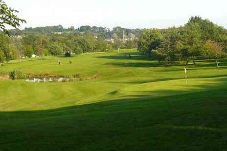 Mayobridge Golf Club - 18 Holes of Golf with Bacon Roll for Two or Four - Save 0%
