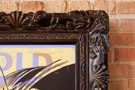 Town House Gallery - £80 or  £100 Toward Framing Services - Save 51%