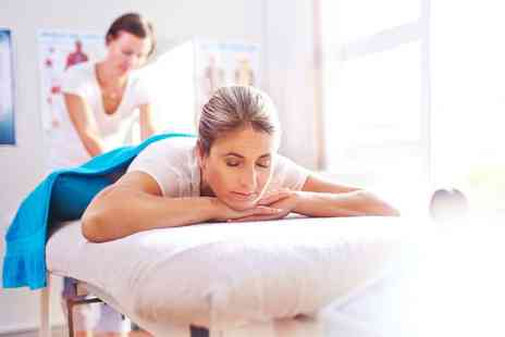 Comfort Health - 30 or 60 Minute Sports Massage - Save 60%