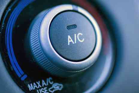 Air Con Jon - Air Conditioning Service with Re Gas - Save 56%