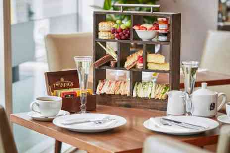 Hilton Garden Inn - Afternoon Tea for Two with Optional Prosecco - Save 31%