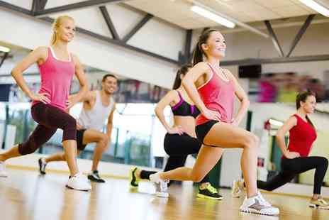 Circle Fitness - Up to Six Morning Workout or Up to Eight Drum and Bass Workout Sessions - Save 0%