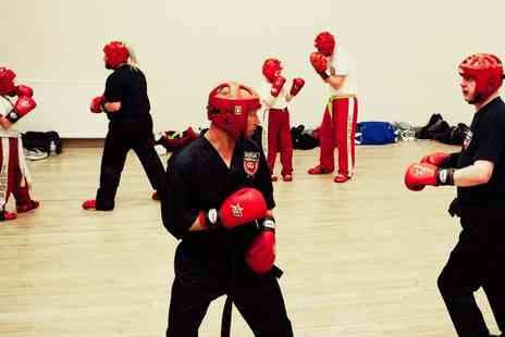 Edinburgh Assassins - Ten Beginner Kickboxing Classes - Save 0%