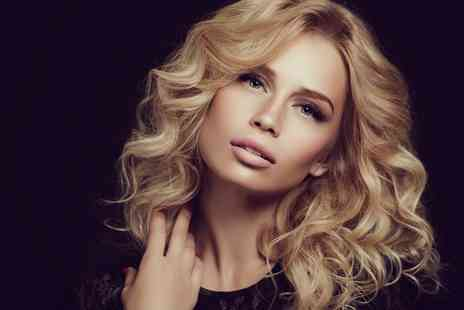 Alan Lawrence Hairdressers - Cut, Wash and Colour with an Optional Olaplex Treatment - Save 40%