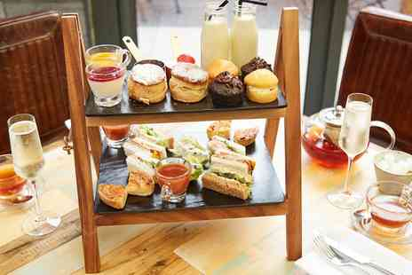 Convive - Afternoon Tea for Two or Four with Optional Prosecco - Save 0%