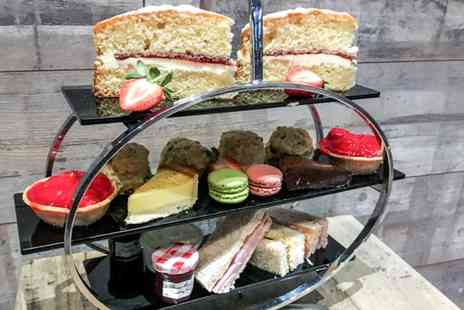 The Soap Factory - Afternoon Tea with Optional Prosecco for Two or Four - Save 0%