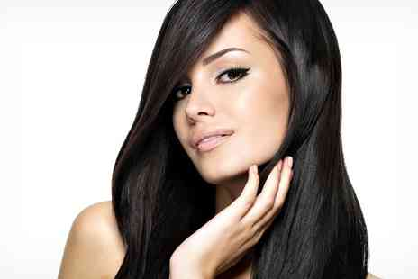 Blades Hairdressers - Wash, Cut and Blow Dry with Optional Half Head Highlights - Save 44%
