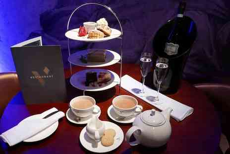 Victoria Gate Casino - Sparkling Afternoon Tea for Two or Four - Save 33%