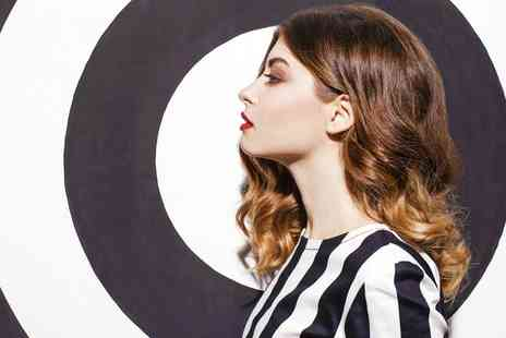 Miguel Suarez Hairdressing - Blow Dry or Cut or Restyle with Condition and Optional Balayage or Ombre - Save 64%