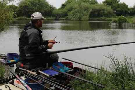 Alders Farm Fishery - Full Days Fishing with a Choice of Bait - Save 0%