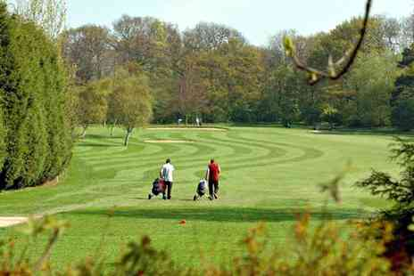 Ryton Golf Club - Round of Golf with Pint For Two or Four - Save 0%