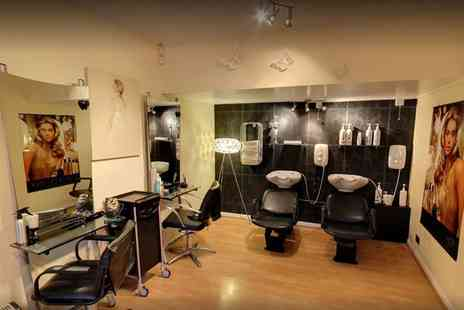 Profile Hair Beauty - Shellac Manicure or Pedicure or Both - Save 0%