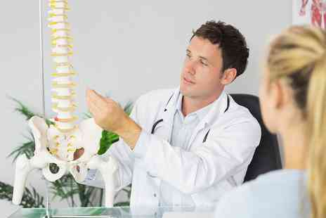 Elphick Clinic - Chiropractic Exam with One or Two Treatments or 60 Minute Massage - Save 0%