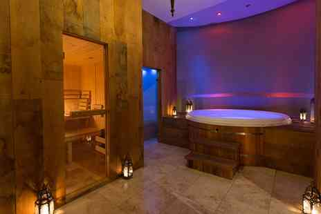 St Nicholas Spa - Spa Day with Treatment, Light Lunch and a Glass of Prosecco for One or Two - Save 30%