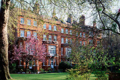 The Draycott Hotel - Five Star Edwardian Elegance near Sloane Square Stay For Two - Save 62%